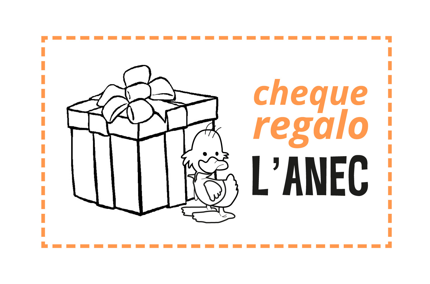 cheque regalo l'anec
